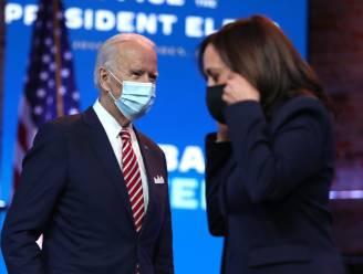 Biden en Harris krijgen vandaag officieuze veiligheidsbriefing