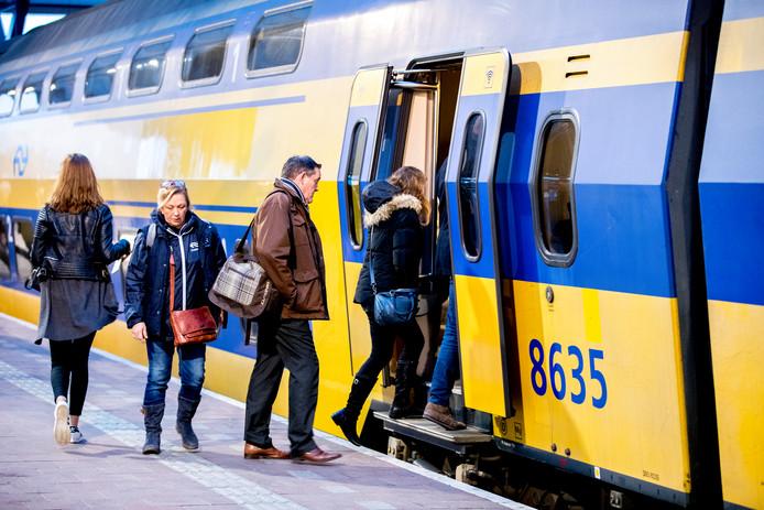 De reizigersaantallen nemen de komende tien jaar met 40 procent toe.