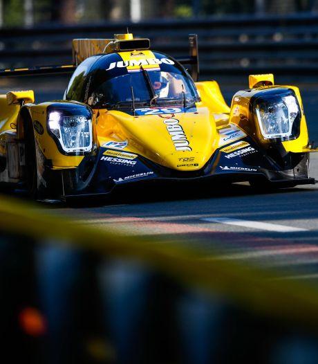 Van der Garde aast op stoel Hamilton: 'Stond twee weken geleden nog op het podium'