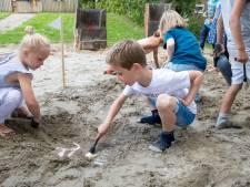 Spelen met taal in Wageningse speeltuin Tuindorp