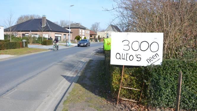 """""""600 vrachtwagens extra per dag? Onaanvaardbaar"""": buurtcomités Lokeren-Zuid op achterste poten na plannen voor tweede distributiecentrum"""