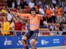 Elk rondje op de wielerbaan is anders voor Jan-Willem van Schip