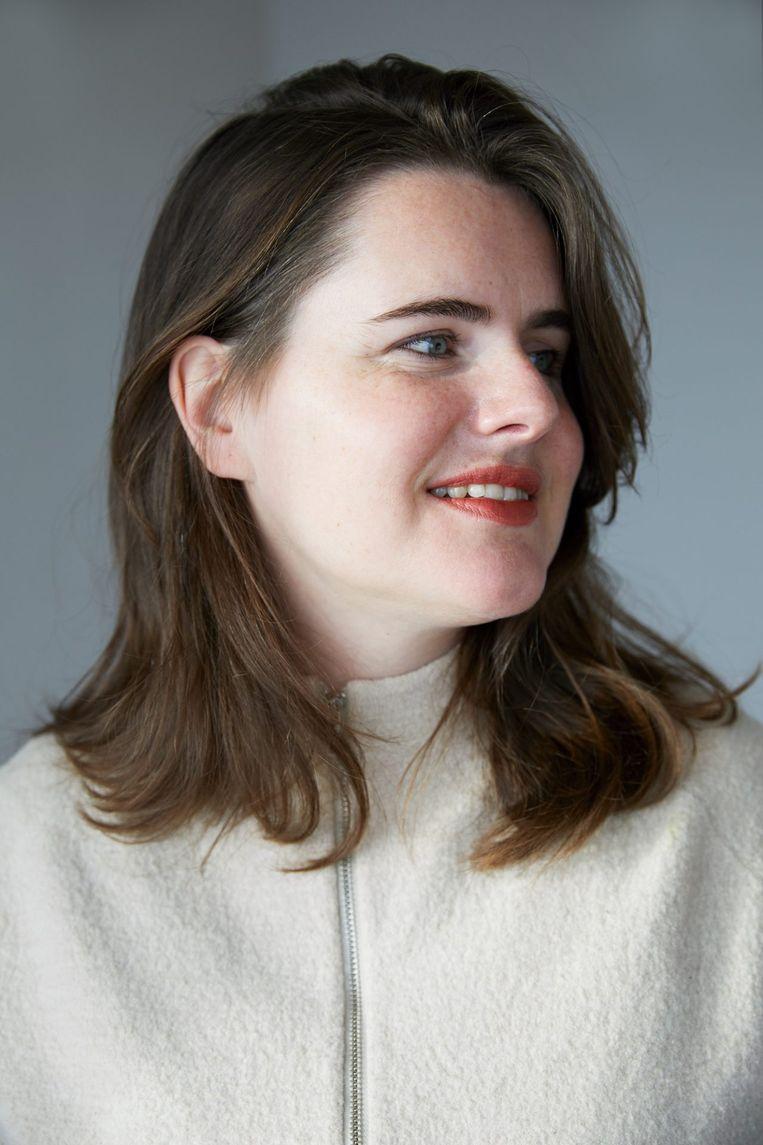 Journalist Kelli van der Waals: 'Ik moest de jongeren zelf aan het woord laten, zij zijn de experts.' Beeld