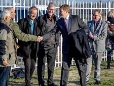 Koning verrast actieve Wageningers met bezoek