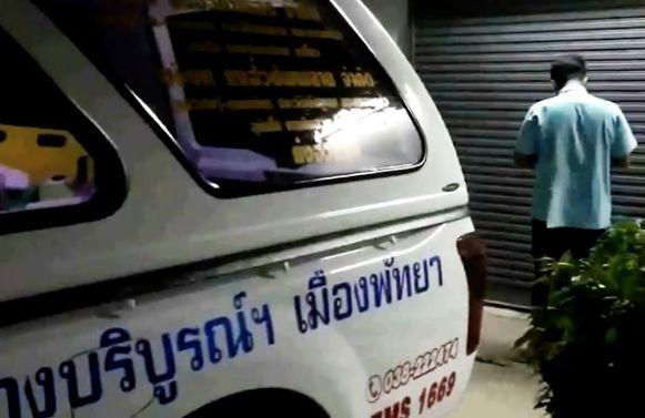 De Thaise politie zal volgens lokale media een autopsie uitvoeren om te achterhalen hoe de Belg om het leven kwam.