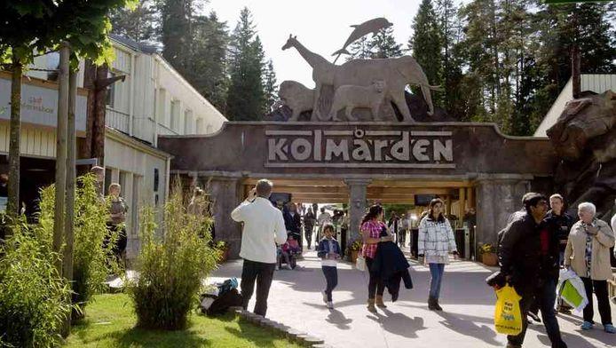 Kolmarden Wildlife Park.