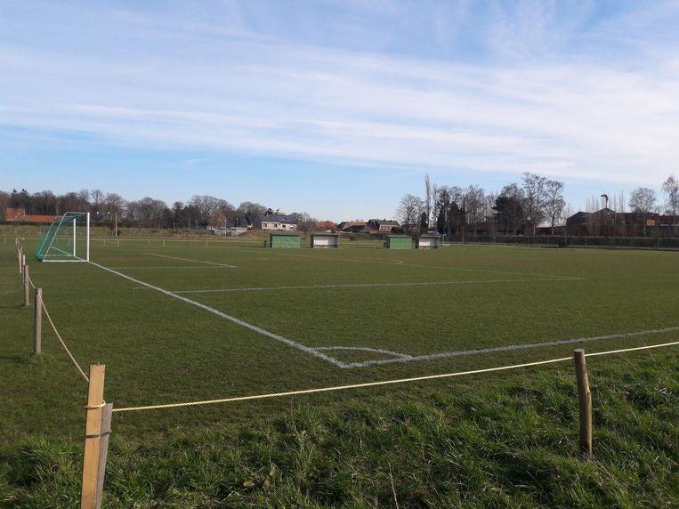 De technische diensten zullen in de toekomst gehuisvest worden in de kmo-zone Doornpark, waar vandaag nog enkele voetbalpleinen liggen.