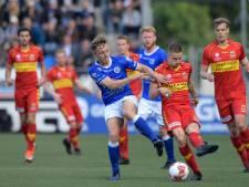 Zes ploegen uit eerste divisie strijden volgend seizoen in play-offs om promotie