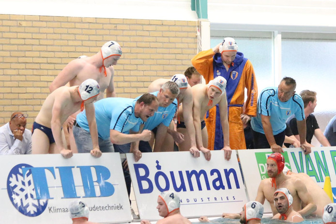 BZC wordt komend seizoen aangestuurd door Klaas Zwaan (derde van links).
