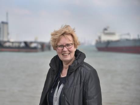 Letty Demmers waarnemend burgemeester Noord-Beveland