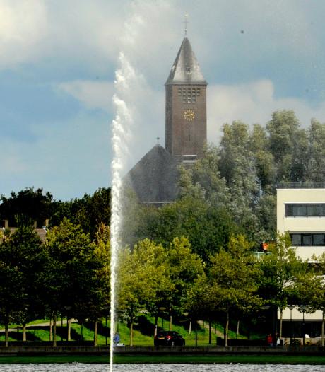 Fontein Binnenschelde voorlopig stilgezet