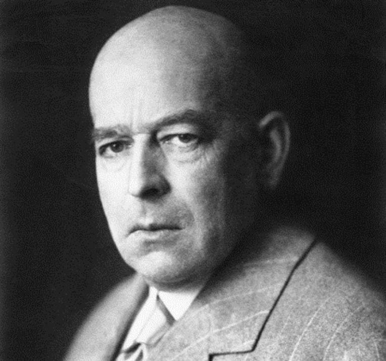 De eerste Nederlandse vertaling van het boek van filosoof Oswald Spengler (1880 - 1936) trok afgelopen jaar volle zalen. Beeld Getty