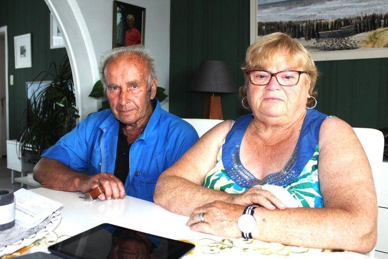 Armand Vandenbussche en Nicole Dewulf woonden 45 jaar lang in de hoeve.