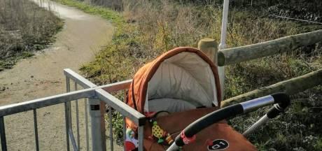 Wandelpad Oude Nude Wageningen 'alleen voor vitale volwassenen'
