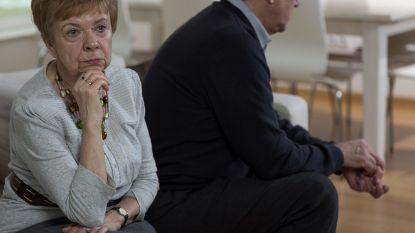 Steeds meer grijze scheidingen door 'gepensioneerde mannen syndroom': op rust gaan doet scheiden
