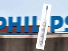Philips-borstel weert namaak-opzetstukjes