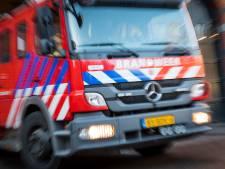 Gewonde bij uitslaande brand in portiekflat aan de Meidoorn in Nieuwerkerk aan den IJssel