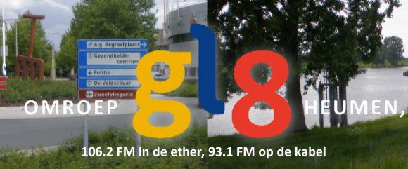 Het logo van GL8.