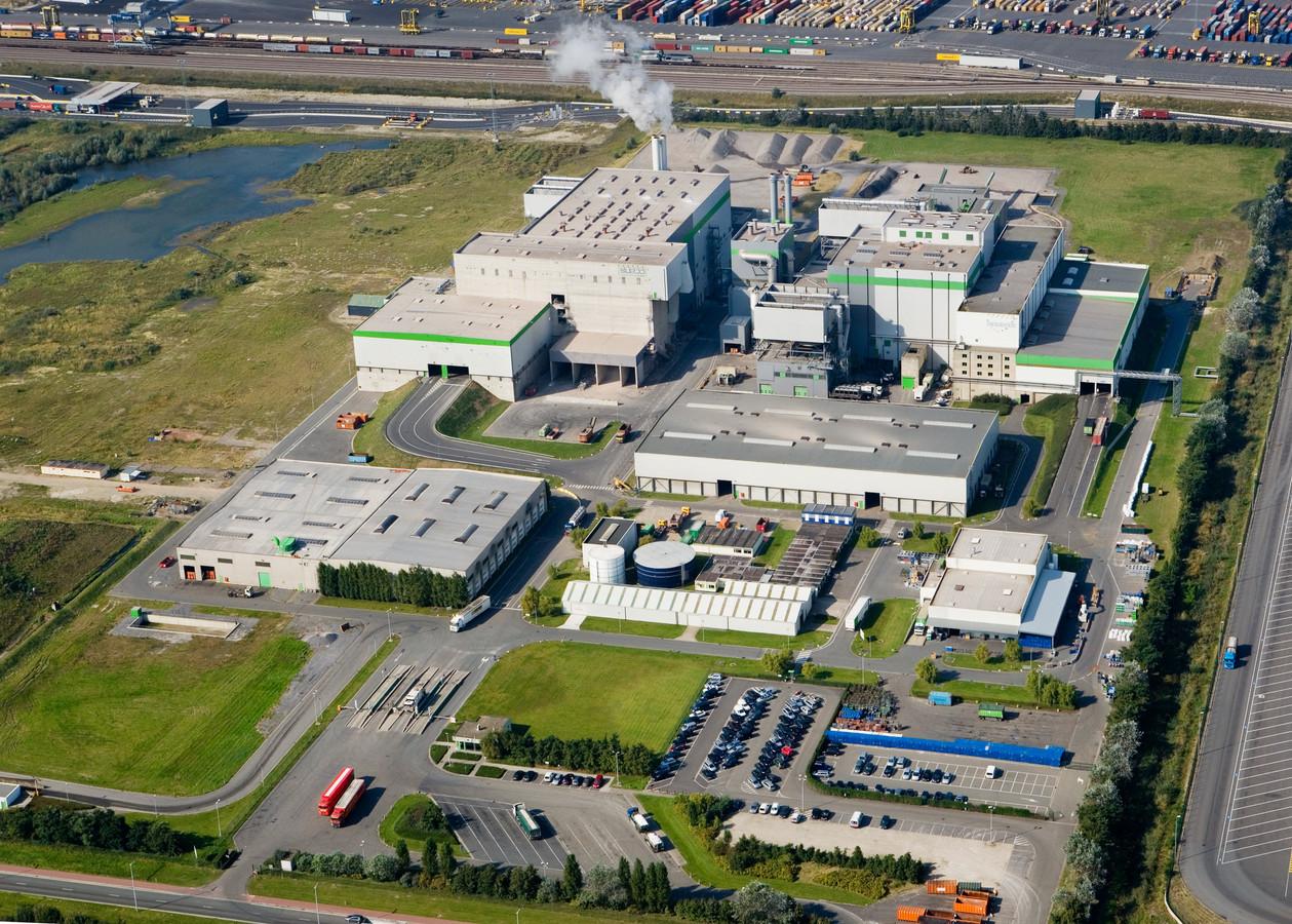 Indaver verwerkt jaarlijks één miljoen ton afval op haar site in Doel.