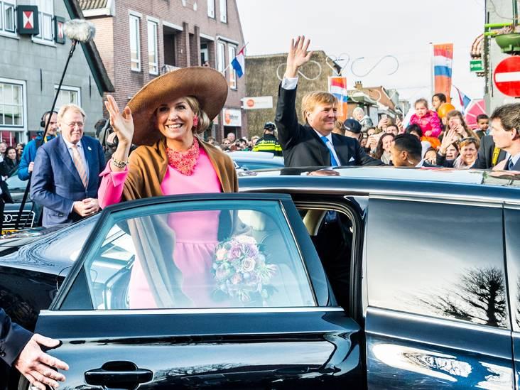 Koningspaar noemt bezoek aan Krimpenerwaard 'zeer geslaagd'