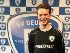 SV Deurne lijft keeper Fabijan Quirijns van FC Eindhoven in