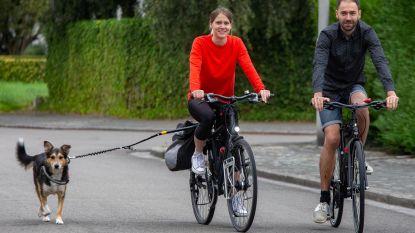 Koppel fietst 9.000 kilometer naar Mongolië