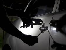 Man bedreigd na aanspreken autodieven in Den Bosch