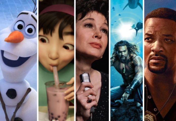 Deze week op Netflix, Streamz en Disney+.