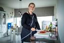 Veerle De Paepe uit Rumst runt sinds kort haar eigen cateringbedrijf.