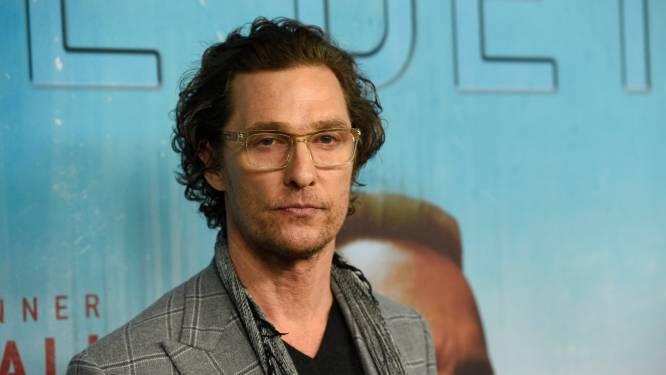 """Matthew McConaughey doet schokkende onthulling in memoires: """"Ik werd seksueel misbruikt tijdens mijn kinderjaren"""""""