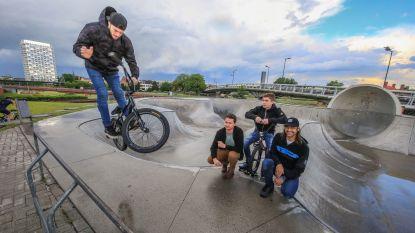 """VIDEO. BMX-wereldtop komt naar skatebowl: """"Zelfs de Chinezen zijn er"""""""