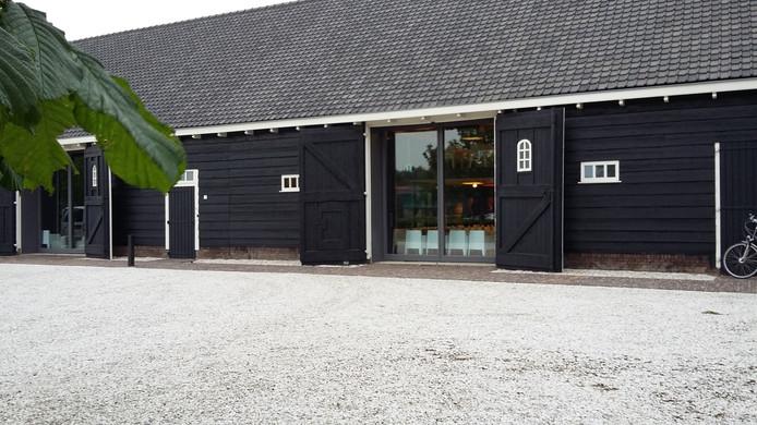 De raadsboerderij in Borsele.