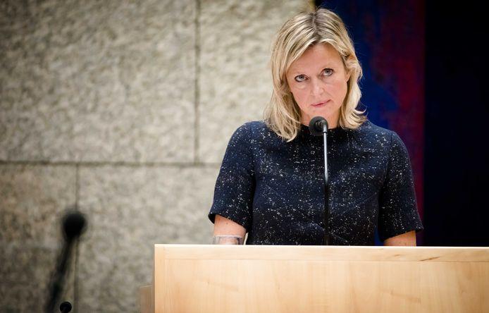 Minister Kajsa Ollongren.