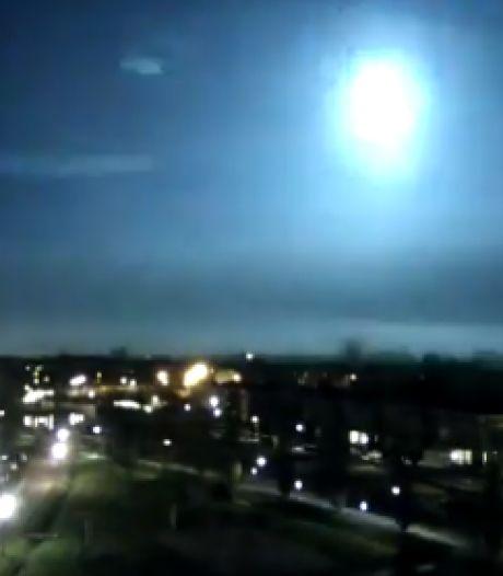 'Zonne grote vuurbal' is meteoor, inslag waarschijnlijk in Duitsland