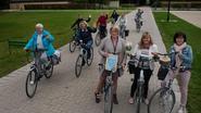Personeel De Lovie fietst 20.901 kilometer