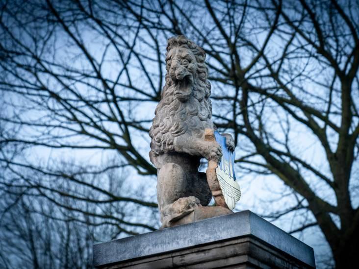 De gewapende leeuwen van Gendt willen nog wel eens verhuizen