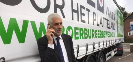 Jan Brok uit Enter wil met de BoerBurgerBeweging het platteland naar Den Haag brengen