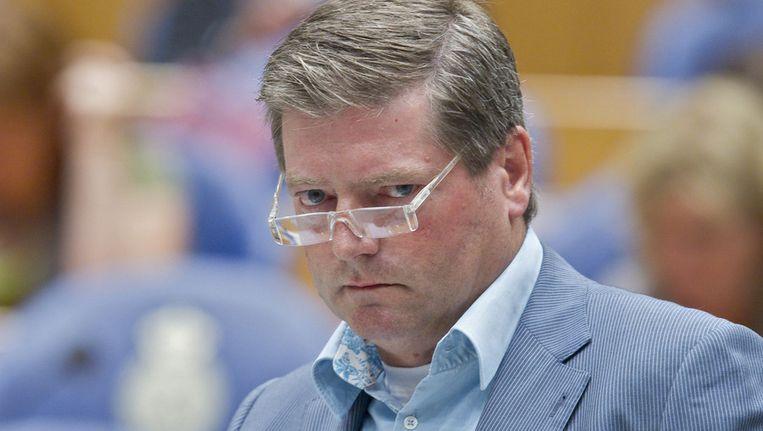 PVV-Kamerlid Elissen Beeld ANP