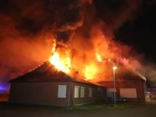 Uitslaande brand bij Kentalis in Sint Michielsgestel