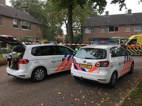 Man overleden op straat in Rijen, geen sprake van een misdrijf