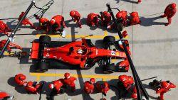 Volgend seizoen meer brandstof toegelaten in formule 1