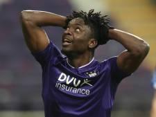 Nouvelle déception pour Anderlecht, en panne de réussite contre Waasland-Beveren