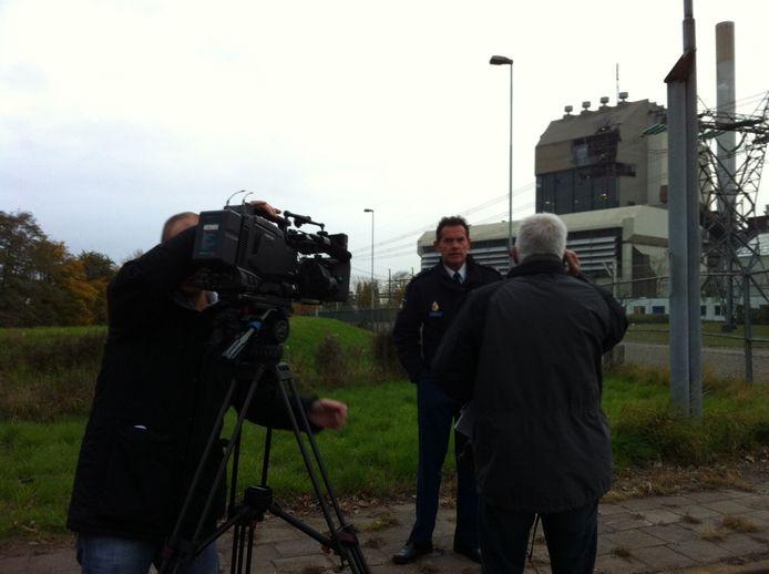 Media zijn massaal naar Nijmegen gekomen. Foto: Jacqueline van Ginneken/DG
