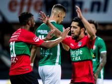 Lees terug: NEC verslaat FC Dordrecht in De Goffert