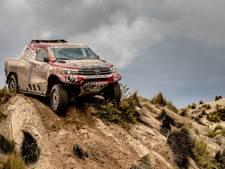 Dakar: Ten Brinke grijpt eerste Nederlandse etappezege ooit bij auto's