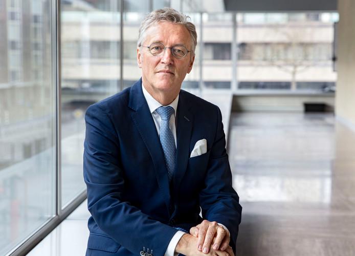 Burgemeester John Jorritsma van Eindhoven