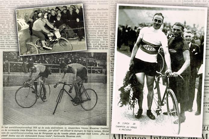 Toine Mazairac was een kampioen. Maar Bergen op Zoom lijkt hem vergeten.