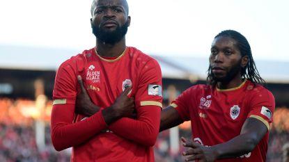 Met dank aan Lamkel Zé: Antwerp smeert Club eerste nederlaag aan na incidentrijke topper