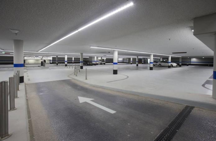 Parkeergarage Tricotage.