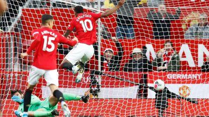 LIVE. United en Liverpool rusten bij 1-0, Klopp woest na gecontesteerde goal